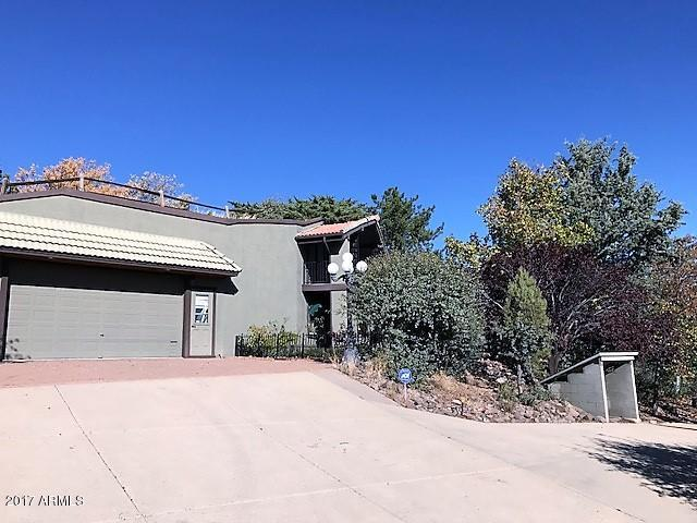 1235 Longview Drive, Prescott, AZ 86305 (MLS #5674882) :: Occasio Realty