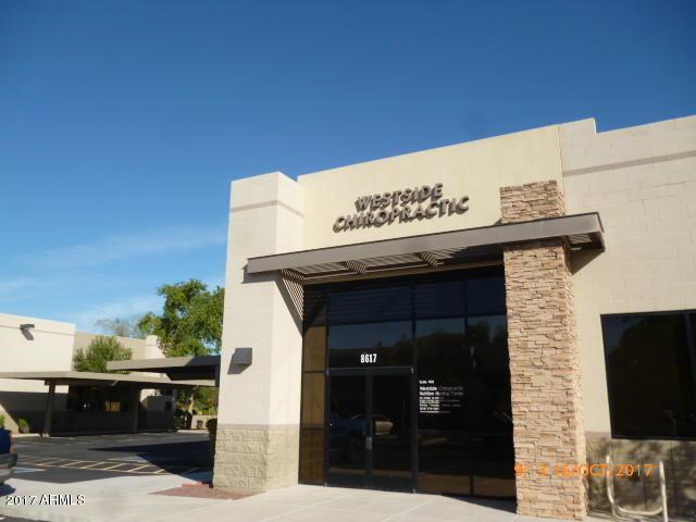 8671 W Union Hills Drive W #100, Peoria, AZ 85382 (MLS #5674974) :: 10X Homes