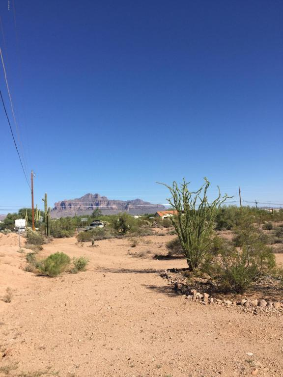 0 N Delaware Road, Apache Junction, AZ 85120 (MLS #5675125) :: The Bill and Cindy Flowers Team