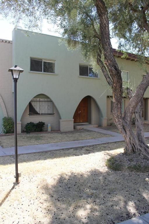 225 N Standage Street #69, Mesa, AZ 85201 (MLS #5675163) :: 10X Homes