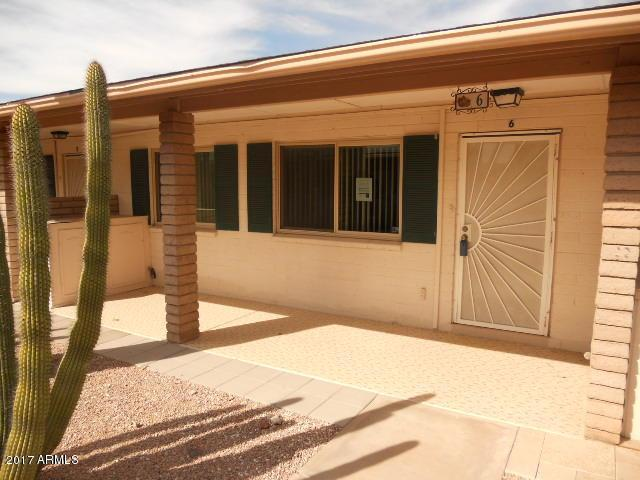 2442 E University Drive #6, Mesa, AZ 85213 (MLS #5675676) :: Rodney Barnes Real Estate