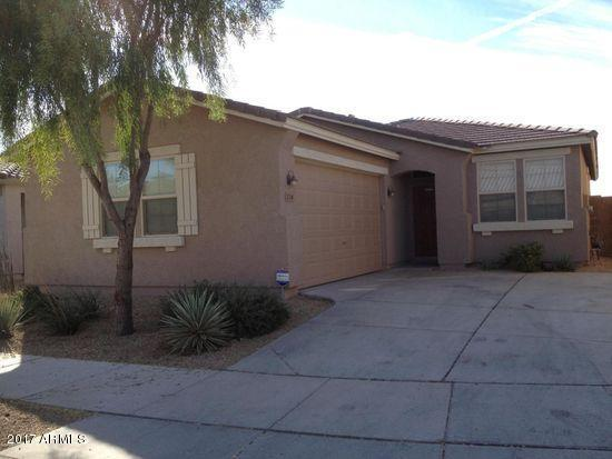 238 N 174TH Drive, Goodyear, AZ 85338 (MLS #5676209) :: Kortright Group - West USA Realty