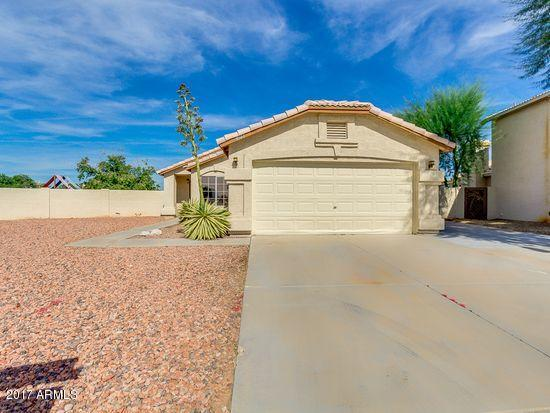 8944 W Christopher Michael Lane, Peoria, AZ 85345 (MLS #5677400) :: Arizona Best Real Estate