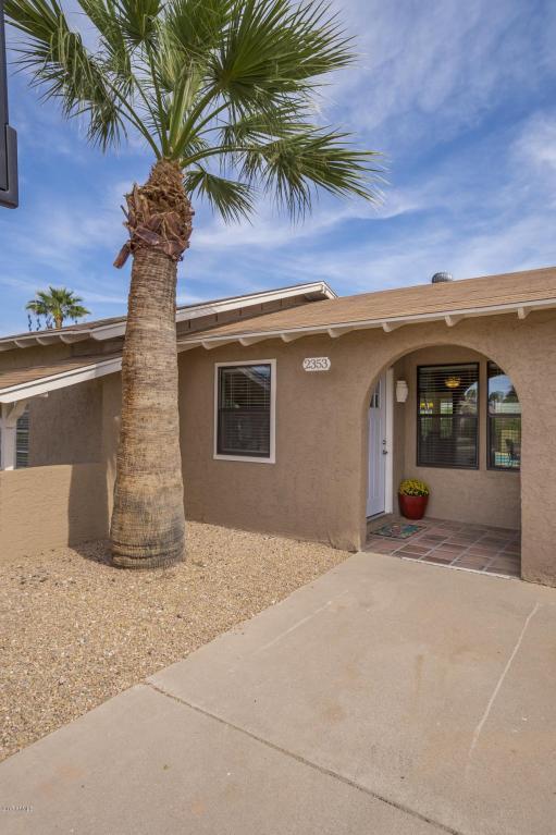 2353 N 85TH Place, Scottsdale, AZ 85257 (MLS #5677423) :: Arizona Best Real Estate