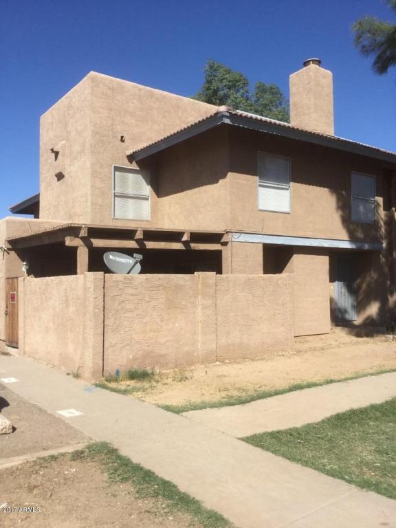 4111 N 69TH Lane #1397, Phoenix, AZ 85033 (MLS #5677431) :: Arizona Best Real Estate