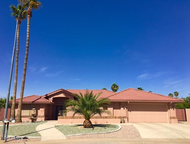20632 N Stonegate Drive, Sun City West, AZ 85375 (MLS #5677927) :: The Laughton Team