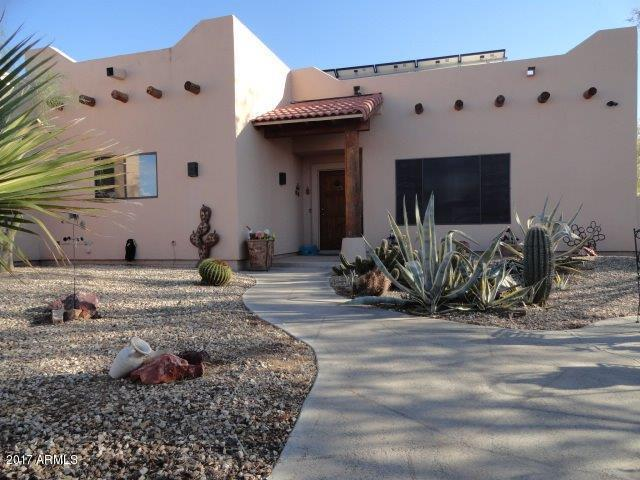 51420 N 459th Avenue, Wickenburg, AZ 85390 (MLS #5678084) :: RE/MAX Excalibur