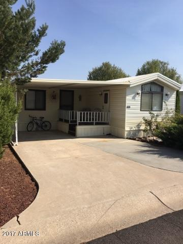 1945 Lynx Drive, Show Low, AZ 85901 (MLS #5678409) :: The Daniel Montez Real Estate Group