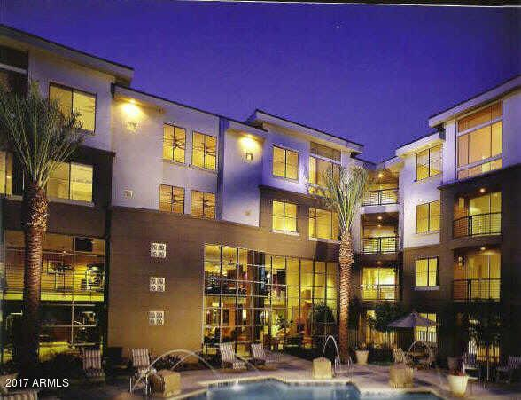 1701 E Colter Street #404, Phoenix, AZ 85016 (MLS #5687287) :: Sibbach Team - Realty One Group