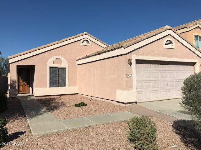 12402 W Sweetwater Avenue, El Mirage, AZ 85335 (MLS #5688443) :: Devor Real Estate Associates