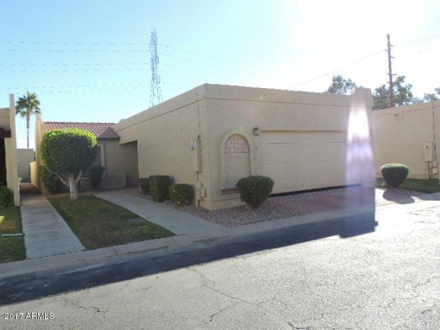1360 E Brown Road #7, Mesa, AZ 85203 (MLS #5688692) :: Realty Executives