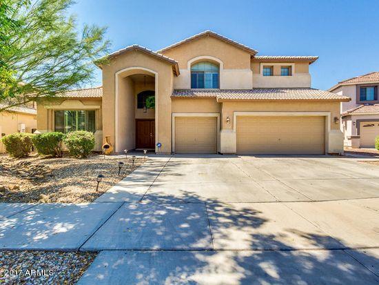13557 W Calavar Road, Surprise, AZ 85379 (MLS #5689599) :: Desert Home Premier