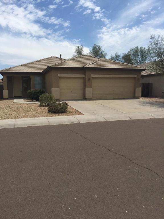 8591 W Brown Street, Peoria, AZ 85345 (MLS #5689853) :: Desert Home Premier