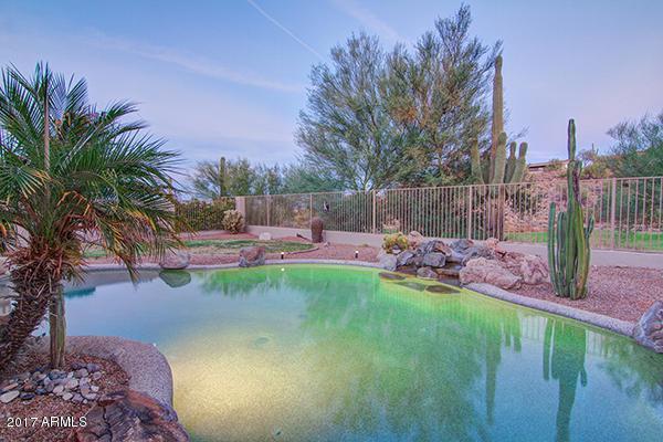 13641 N Mesquite Lane, Fountain Hills, AZ 85268 (MLS #5689892) :: Kelly Cook Real Estate Group