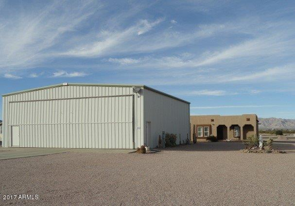 66670 Indian Hills Way, Salome, AZ 85348 (MLS #5690155) :: Kelly Cook Real Estate Group