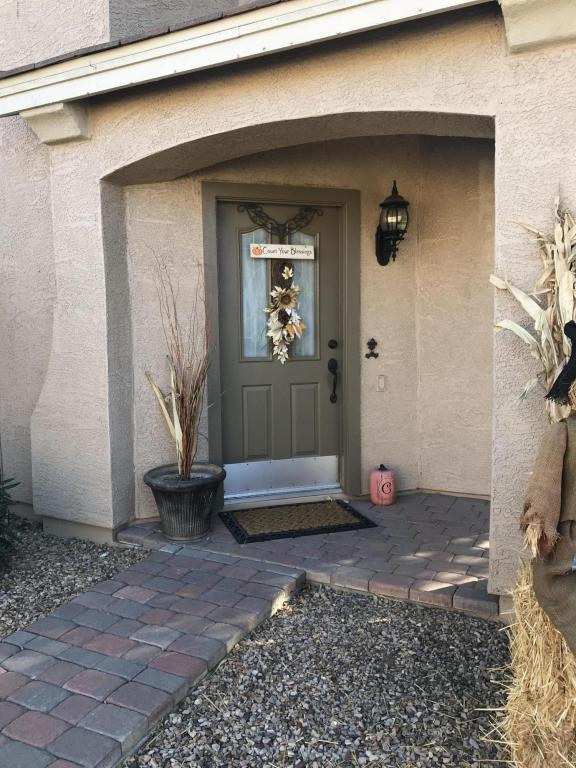 8445 E Lindner Avenue, Mesa, AZ 85209 (MLS #5691367) :: The Everest Team at My Home Group