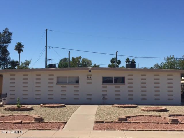 809 W 1ST Street, Tempe, AZ 85281 (MLS #5694299) :: The Daniel Montez Real Estate Group