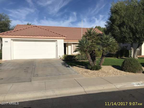 14138 W Sky Hawk Drive, Sun City West, AZ 85375 (MLS #5696396) :: Essential Properties, Inc.