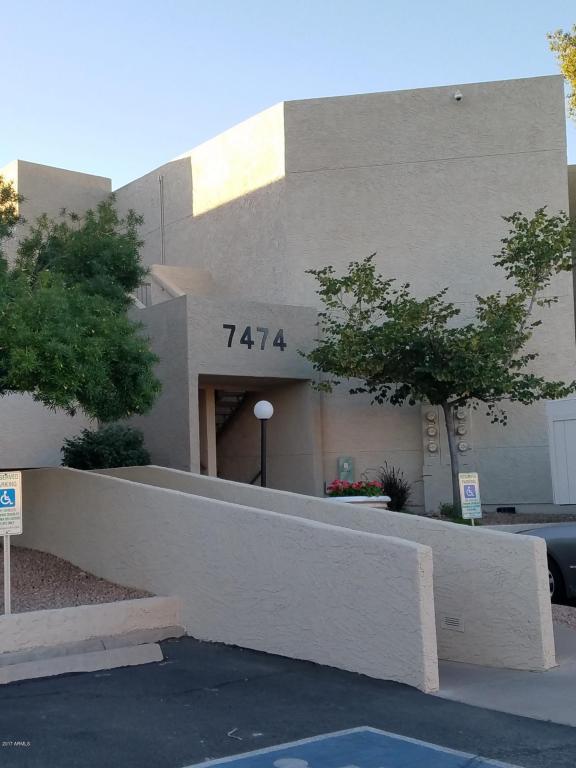 7474 E Earll Drive #207, Scottsdale, AZ 85251 (MLS #5697660) :: Power Realty Group Model Home Center