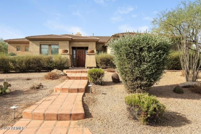 7558 E Baker Drive, Scottsdale, AZ 85266 (MLS #5698423) :: Revelation Real Estate