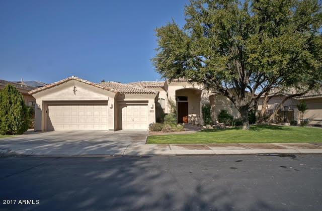 1710 W Glacier Way, Chandler, AZ 85248 (MLS #5698793) :: Revelation Real Estate