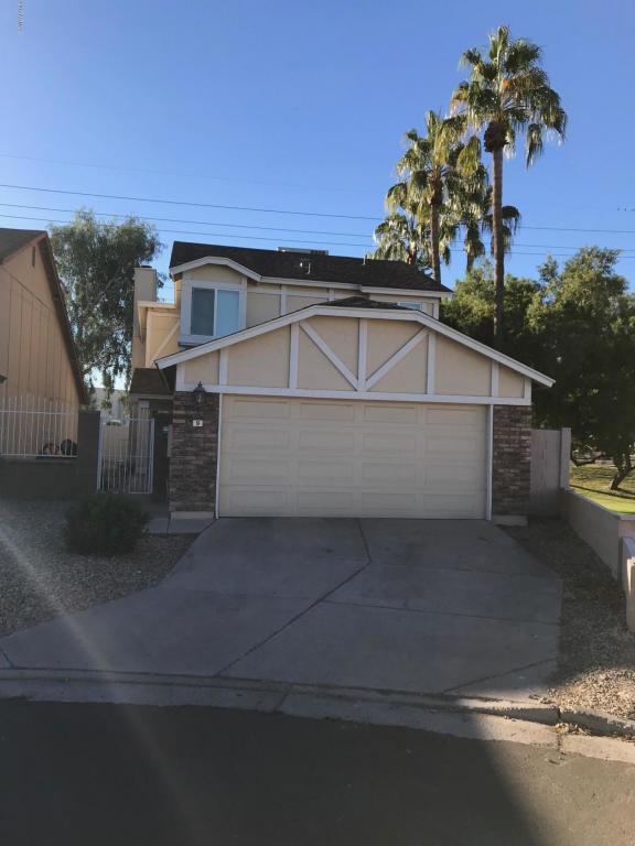 1915 S 39th Street #9, Mesa, AZ 85206 (MLS #5699299) :: 10X Homes