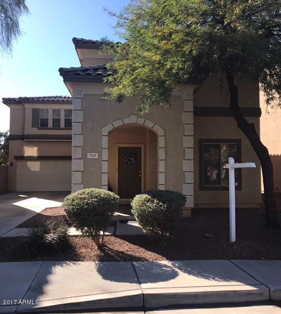 706 N 112TH Drive, Avondale, AZ 85323 (MLS #5699444) :: Brett Tanner Home Selling Team