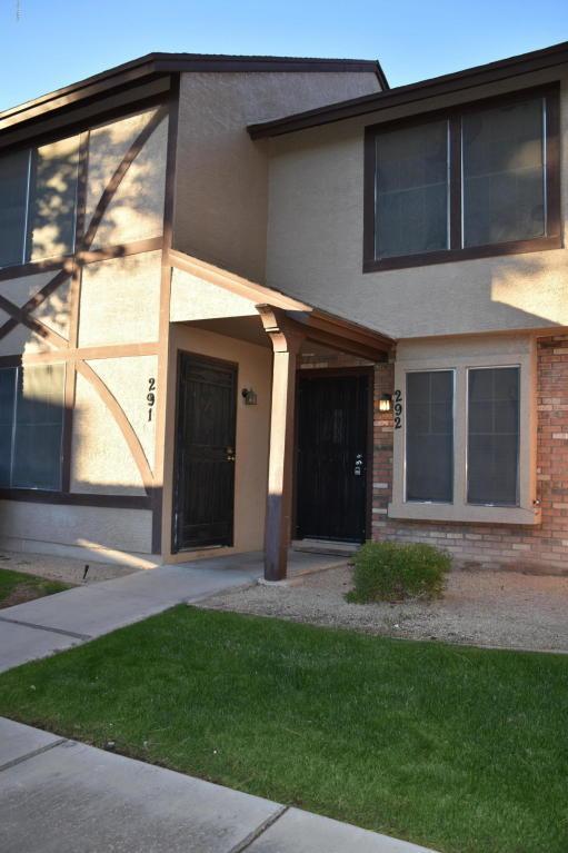 7905 W Thunderbird Road #292, Peoria, AZ 85381 (MLS #5699511) :: 10X Homes