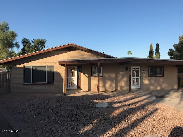 1052 S 72ND Way, Mesa, AZ 85208 (MLS #5699523) :: The Bill and Cindy Flowers Team