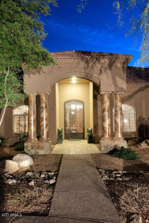13059 E Turquoise Avenue, Scottsdale, AZ 85259 (MLS #5699575) :: The Bill and Cindy Flowers Team
