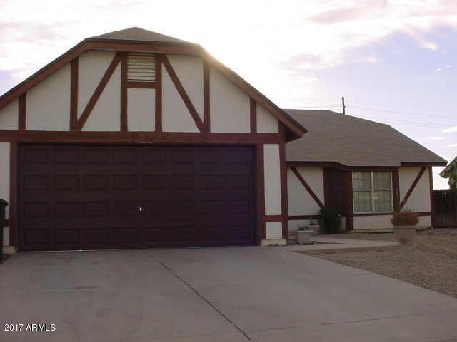 4638 N 106TH Drive, Phoenix, AZ 85037 (MLS #5699647) :: Revelation Real Estate