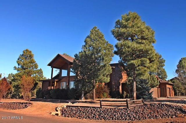 7069 Leo Lane, Lakeside, AZ 85929 (MLS #5699683) :: The Wehner Group