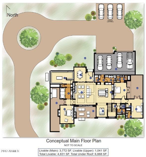 6900 N 39TH Place, Paradise Valley, AZ 85253 (MLS #5702364) :: CC & Co. Real Estate Team