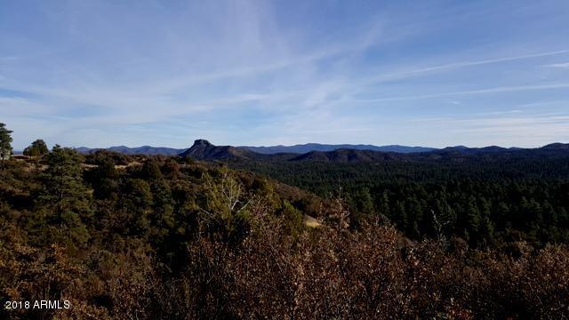 Lot 3 Lonesome Hawk Drive, Prescott, AZ 86305 (MLS #5703337) :: Openshaw Real Estate Group in partnership with The Jesse Herfel Real Estate Group