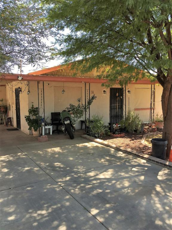 405 W Hess Avenue, Coolidge, AZ 85128 (MLS #5706225) :: Yost Realty Group at RE/MAX Casa Grande