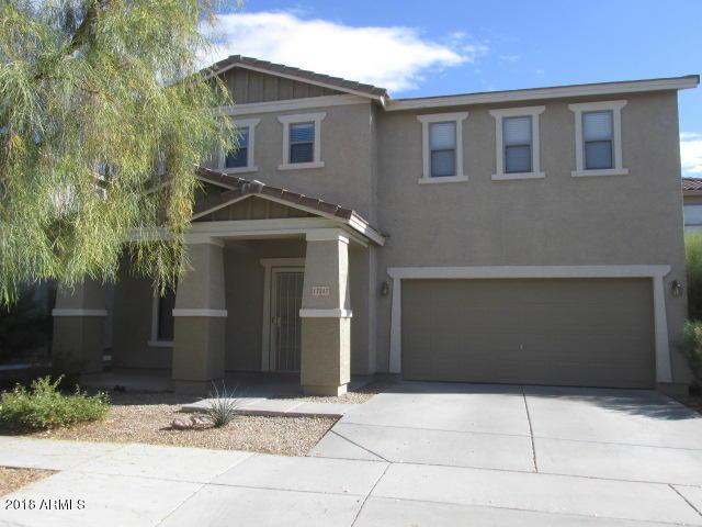 17247 N 185TH Drive, Surprise, AZ 85374 (MLS #5706887) :: Kortright Group - West USA Realty