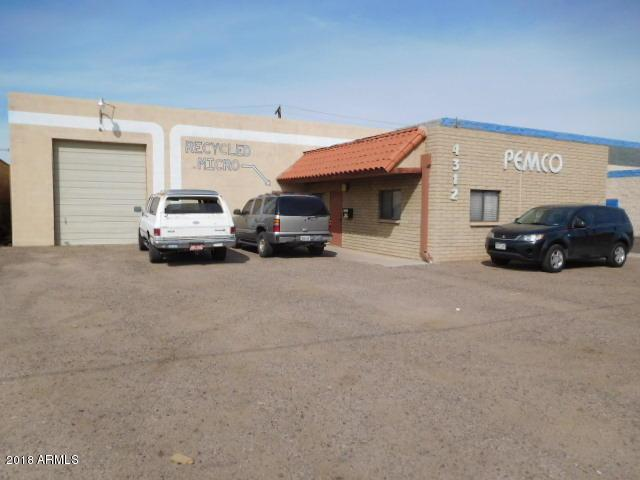 4312 E University Drive, Phoenix, AZ 85034 (MLS #5707591) :: Occasio Realty