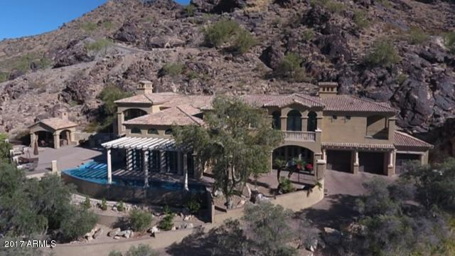 5317 E Desert Vista Road, Paradise Valley, AZ 85253 (MLS #5709617) :: Private Client Team
