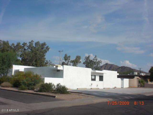 3220 N 66TH Street E, Scottsdale, AZ 85251 (MLS #5709874) :: Private Client Team
