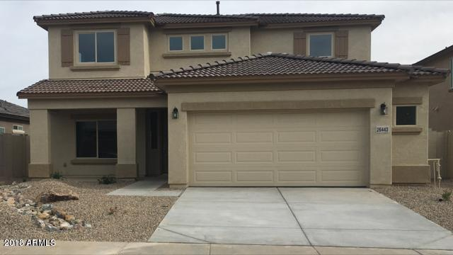26443 N 164TH Drive, Surprise, AZ 85387 (MLS #5711560) :: The Worth Group