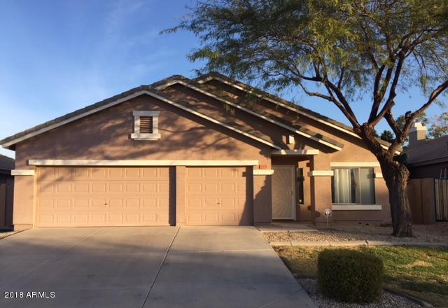6764 W Saddlehorn Road, Peoria, AZ 85383 (MLS #5711743) :: The AZ Performance Realty Team
