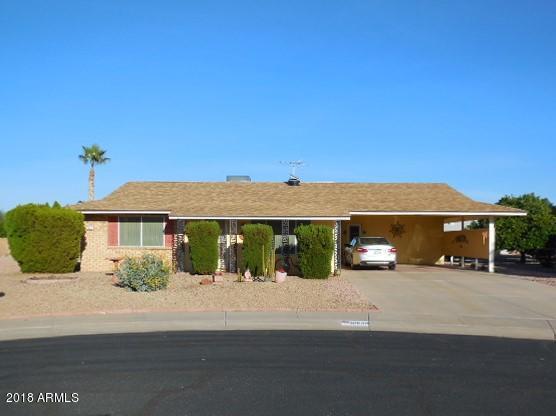19833 N 101ST Avenue, Sun City, AZ 85373 (MLS #5711935) :: Ashley & Associates
