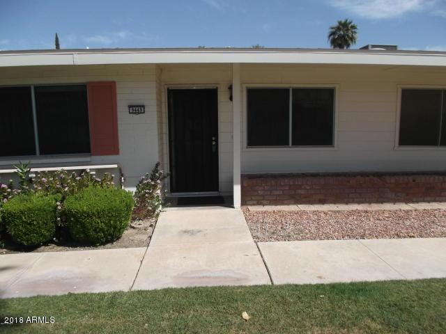 9449 N 111TH Avenue, Sun City, AZ 85351 (MLS #5711947) :: Ashley & Associates