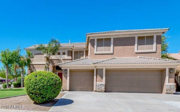 848 E Carla Vista Drive, Gilbert, AZ 85295 (MLS #5712073) :: RE/MAX Excalibur