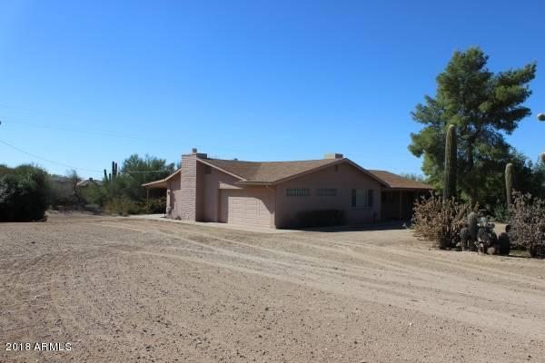 6711 E Carefree Highway E, Cave Creek, AZ 85331 (MLS #5712296) :: The Wehner Group