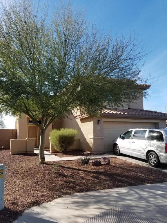 6740 S 258TH Drive, Buckeye, AZ 85326 (MLS #5712343) :: Desert Home Premier