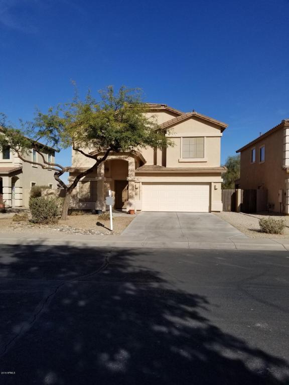 44296 W Knauss Drive, Maricopa, AZ 85138 (MLS #5712381) :: The Pete Dijkstra Team