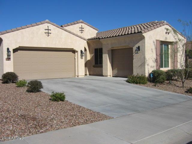 13402 W Jesse Red Drive, Peoria, AZ 85383 (MLS #5712587) :: Sibbach Team - Realty One Group