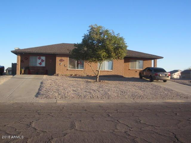 10172 W Century Drive, Arizona City, AZ 85123 (MLS #5716157) :: Essential Properties, Inc.