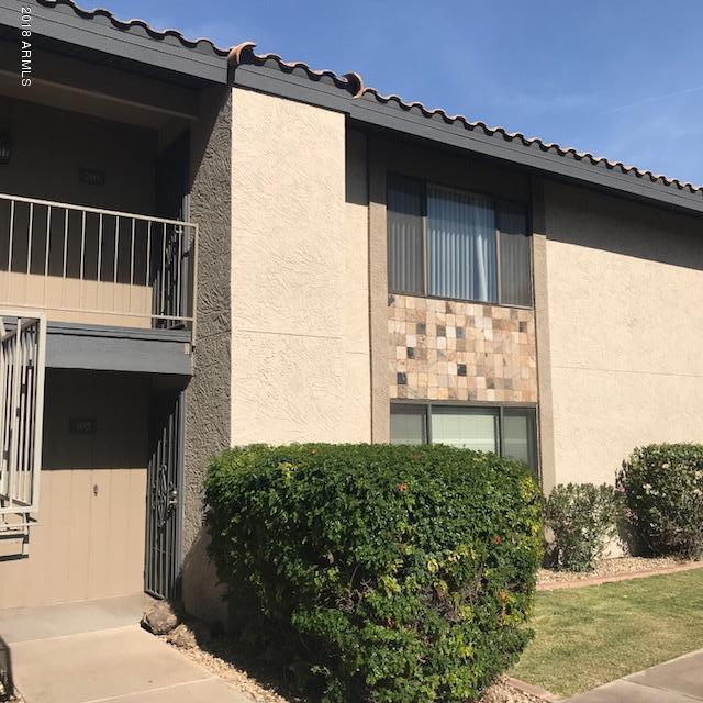 1402 E Guadalupe Road #205, Tempe, AZ 85283 (MLS #5716252) :: Brett Tanner Home Selling Team